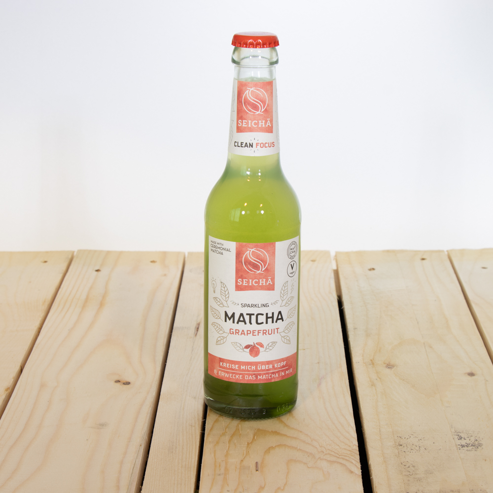 Nápoj Seicha Matcha Grapefruit 330ml